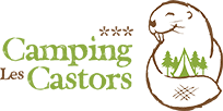 Logo of the Campsite Les Castors in Alsace