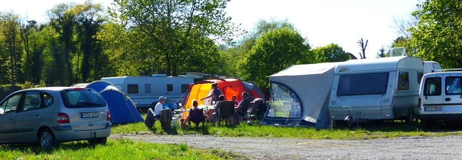 Pitches for tent, caravan and motorhome near Colmar