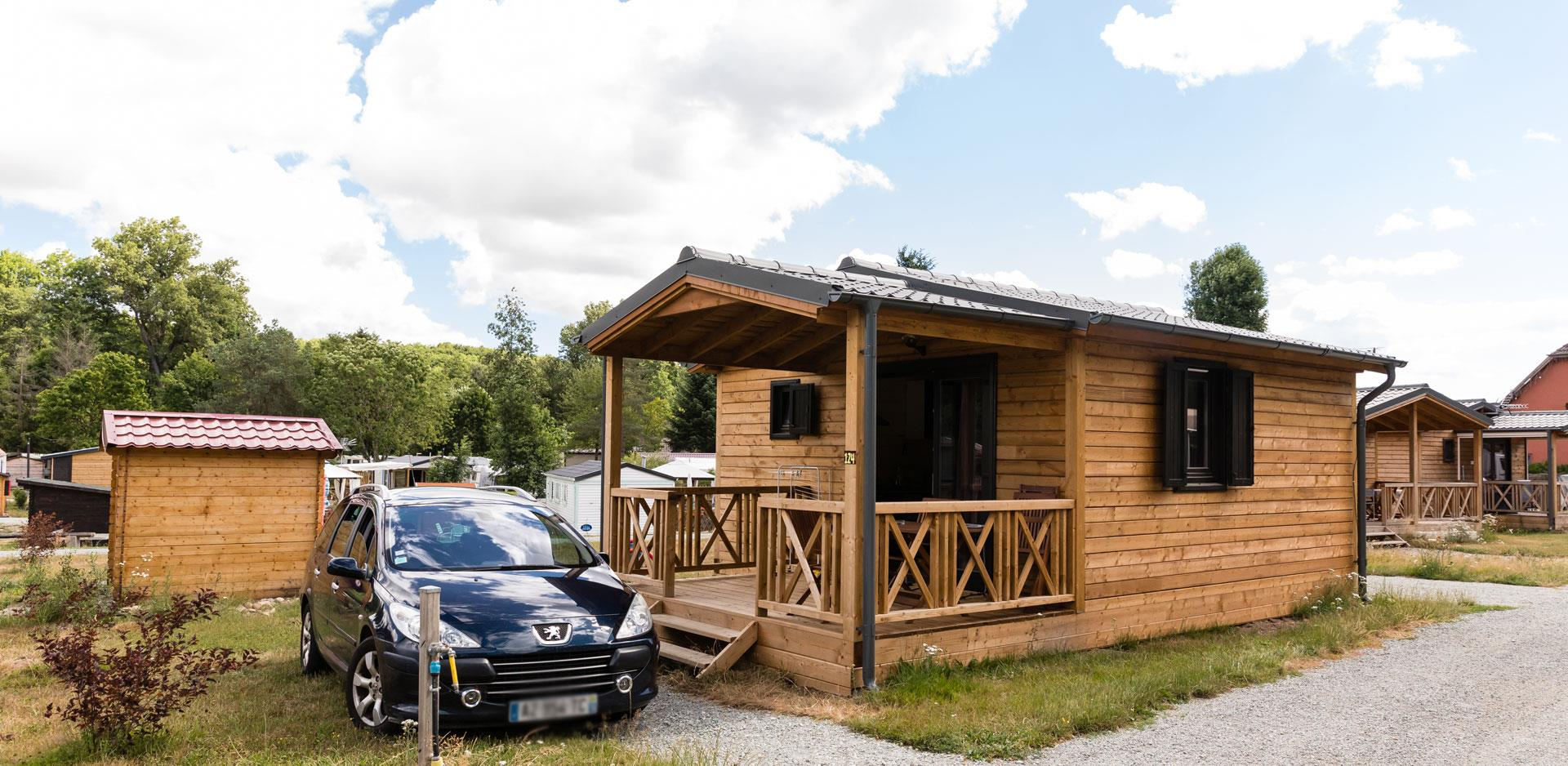 Location de mobil-home de charme Grand-Est