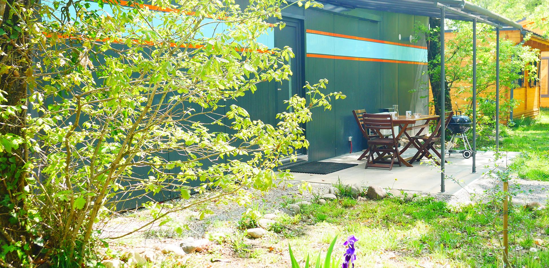 Unterkunfte Und Vermietungen Im Elsass Von Mobilheim Container Luxus