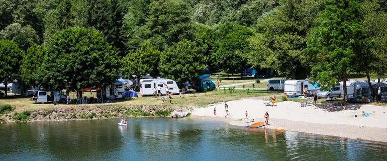 Vacance camping Alsace